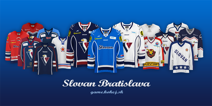 Game.Hokej.sk Jersey Collection - Various Artists